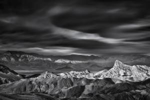 Zabriskie Point (Death Valley, USA, 2016)