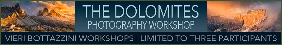 The Dolomites Photography Workshop
