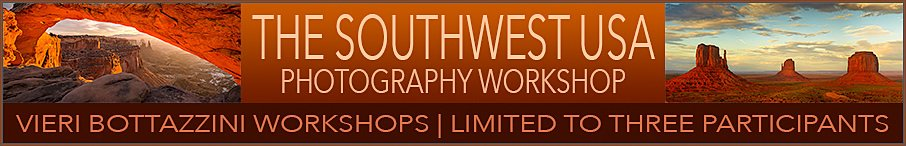 The Southwest USA Photography Workshop