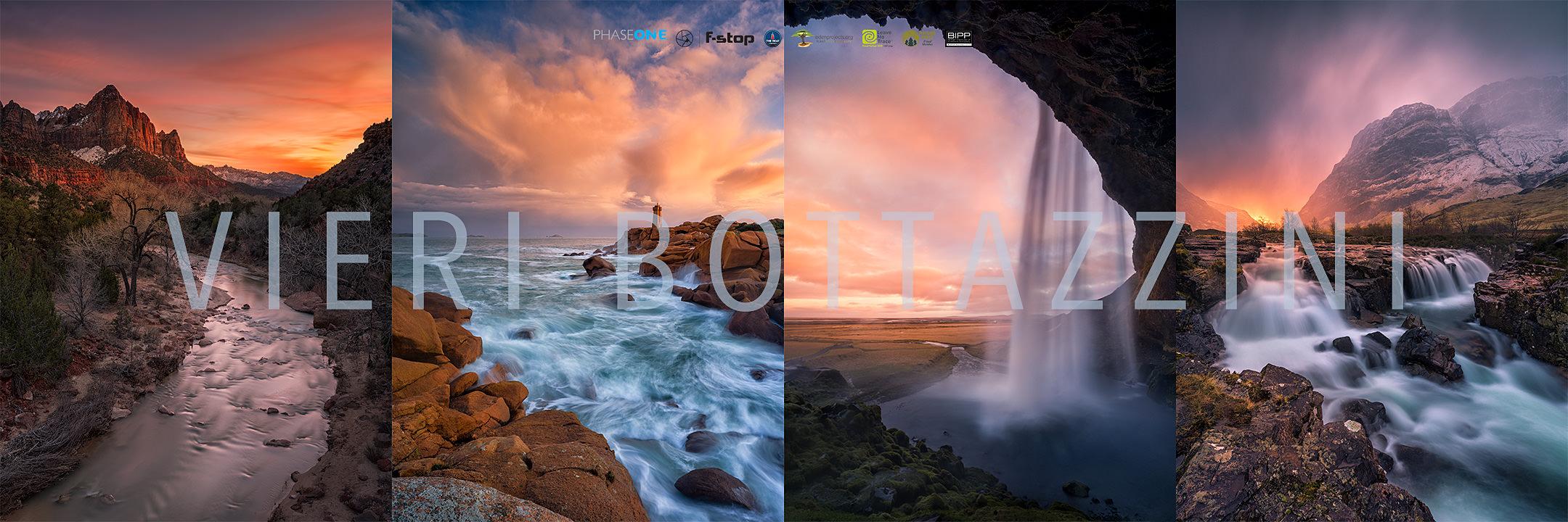 Vieri Bottazzini Colour Landscapes