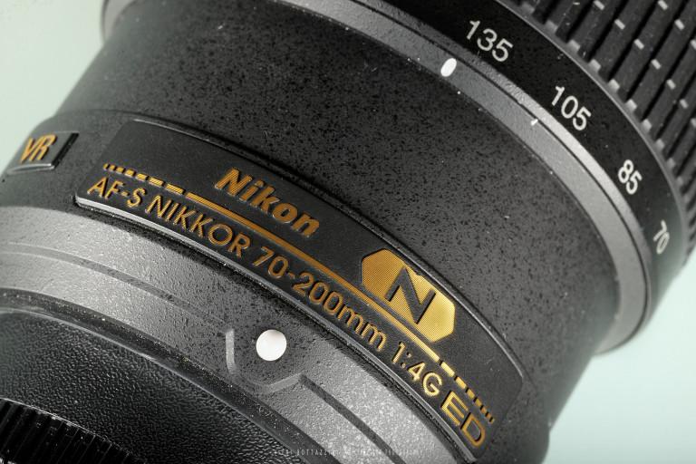 The Nikon 70-200mm f/4G ED VR