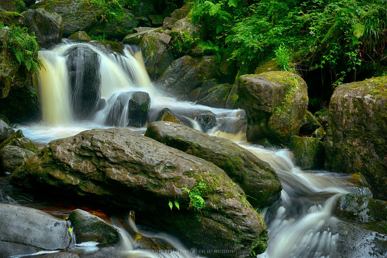 Torc waterfall (Ireland, 2012)