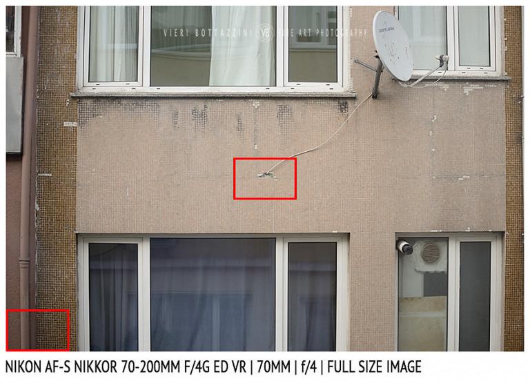 Nikon AF-S Nikkor 70-200mm f/4G ED VR | 70mm | Full Image | f/4