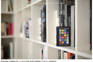 Nikon AF-S Nikkor 50mm f/1.4 | Bokeh | f/1.4