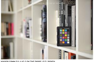 Nikon AF-S Nikkor 50mm f/1.4 | Bokeh | f/2
