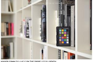 Nikon AF-S Nikkor 50mm f/1.4 | Bokeh | f/2.8