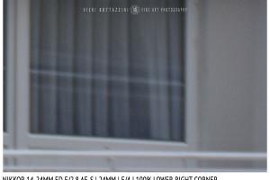 Nikon AF-S Nikkor 14-24mm f/2.8 | 24mm | Corner | f/4