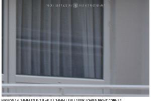 Nikon AF-S Nikkor 14-24mm f/2.8 | 24mm | Corner | f/8