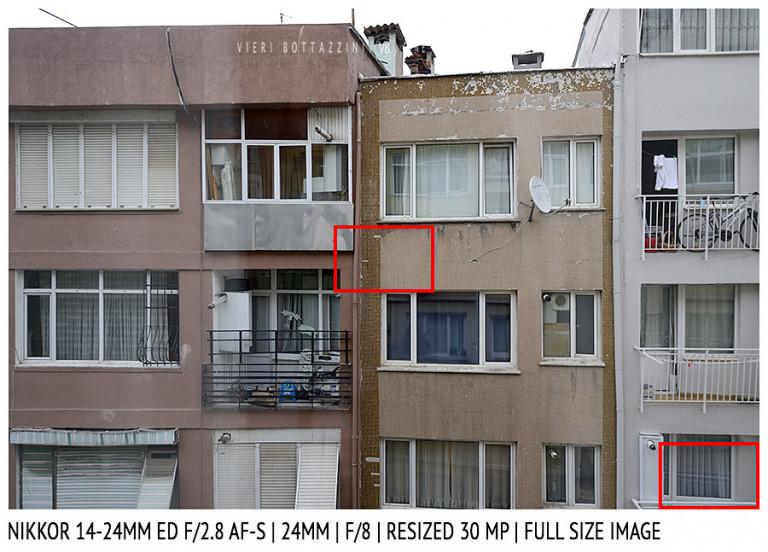 Nikon AF-S Nikkor 14-24mm f/2.8 | 24mm | Full Image | Resized to 30 Mp | f/8