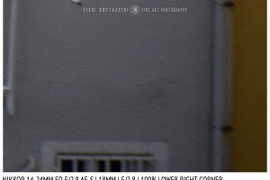 Nikon AF-S Nikkor 14-24mm f/2.8 | 18mm | Corner | f/2.8