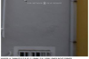 Nikon AF-S Nikkor 14-24mm f/2.8 | 18mm | Corner | f/4