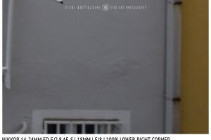 Nikon AF-S Nikkor 14-24mm f/2.8 | 18mm | Corner | f/8