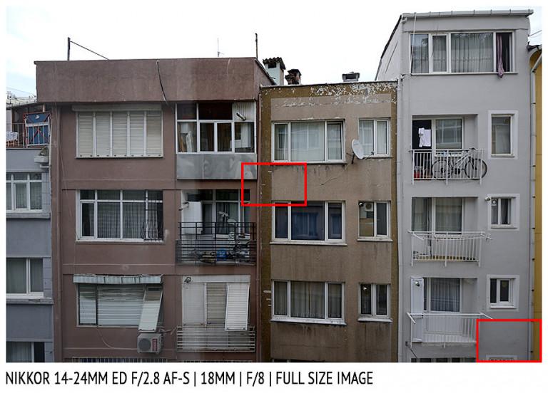 Nikon AF-S Nikkor 14-24mm f/2.8 | 18mm | Full Image | f/8