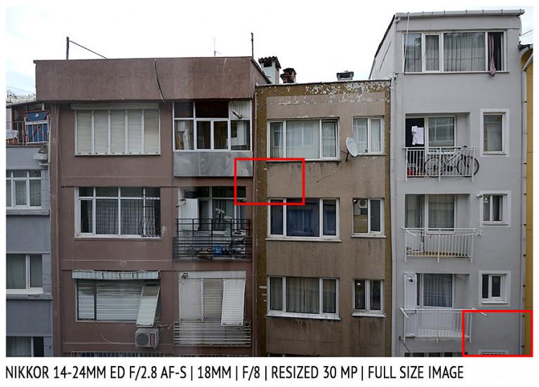 Nikon AF-S Nikkor 14-24mm f/2.8 | 18mm | Full Image | Resized to 30 Mp | f/8