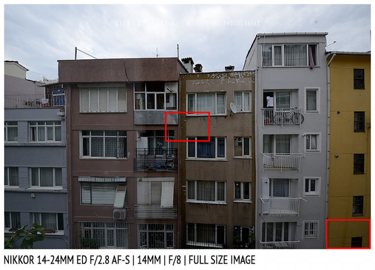 Nikon AF-S Nikkor 14-24mm f/2.8 | 14mm | Full Image | f/8