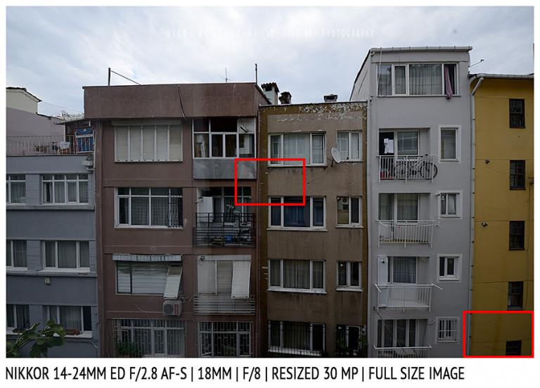 Nikon AF-S Nikkor 14-24mm f/2.8 | 14mm | Full Image | Resized to 30 Mp | f/8