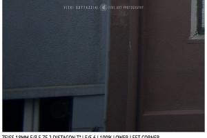 Zeiss 18mm Distagon T f/3.5 | Corner | f/5.6