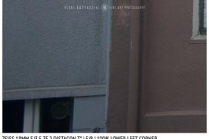 Zeiss 18mm Distagon T f/3.5 | Corner | f/8