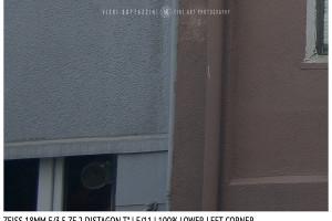 Zeiss 18mm Distagon T f/3.5 | Corner | f/11