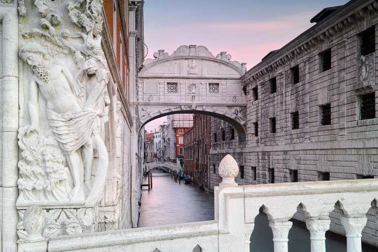Ponte dei Sospiri, Venice (Italy, 2012)