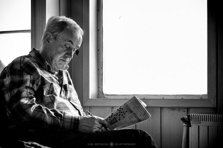 On the ferry, Istanbul (Turkey, 2013)