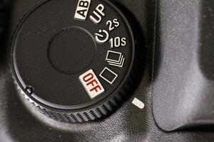 The Sigma SD1 Merrill's mode wheel