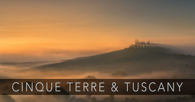 Cinque Terre & Tuscany Workshop product image
