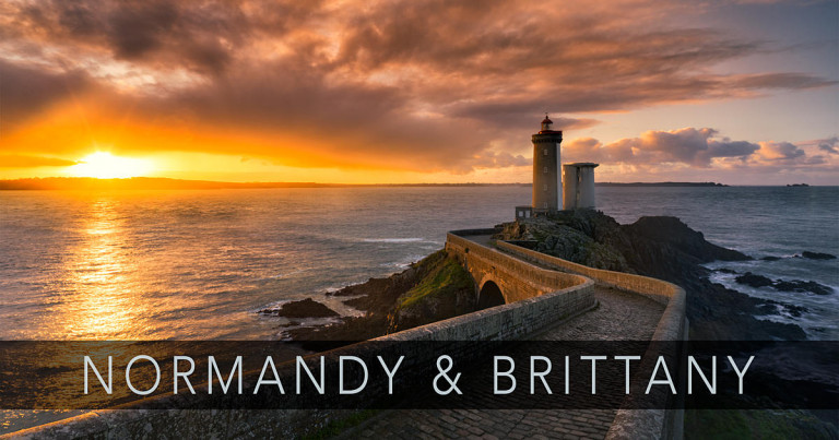Normandy & Brittany Workshop product image