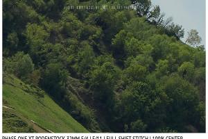 Phase One XT Rodenstock 32mm f/4 | Infinity | Full shift stitch | Center | f/11