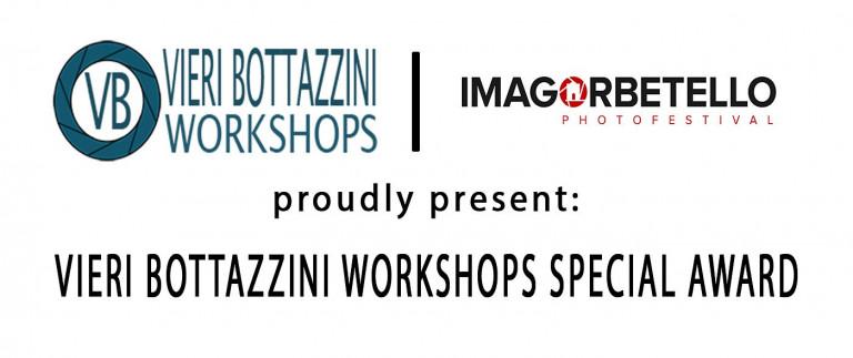 Vieri Bottazzini & ImagOrbetello present Vieri Bottazzini Workshops Special Award