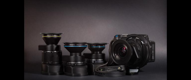 PhaseOne XT & Rodenstock lenses