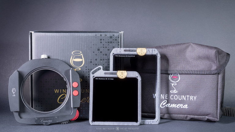 Wine Country Camera filters & holder