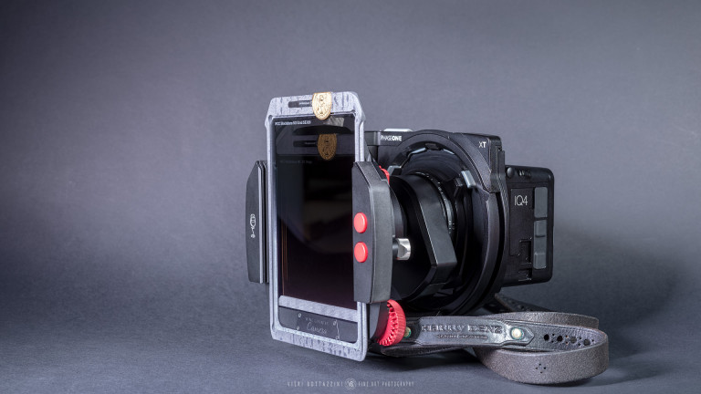 Wine Country Camera filters & holder on Phase One XT