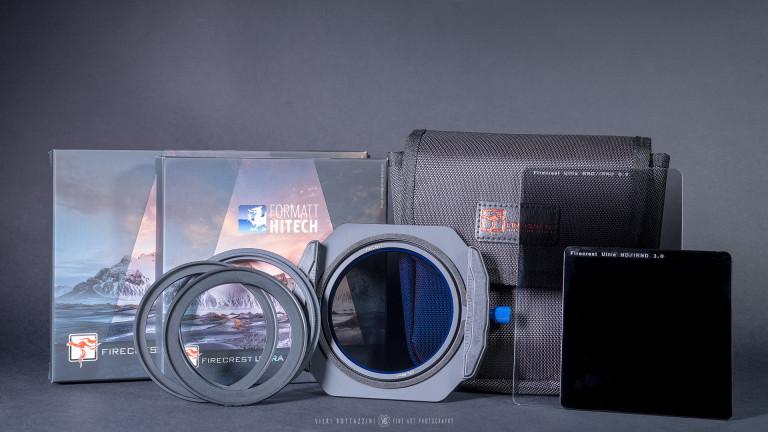 Formatt-Hitech filters & holder