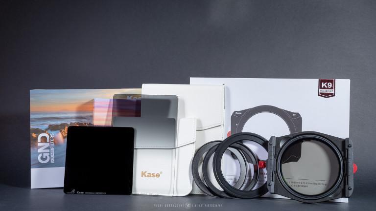 Kase filters & holder