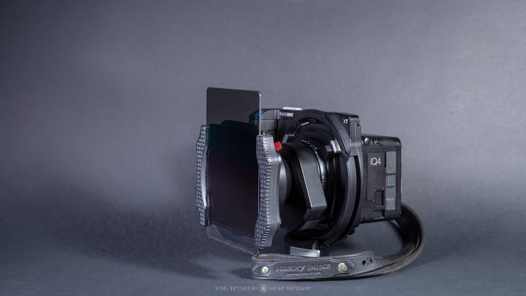 Breakthrough filters & holder on Phase One XT