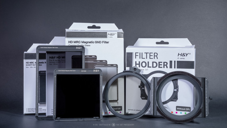 H&Y filters & holder