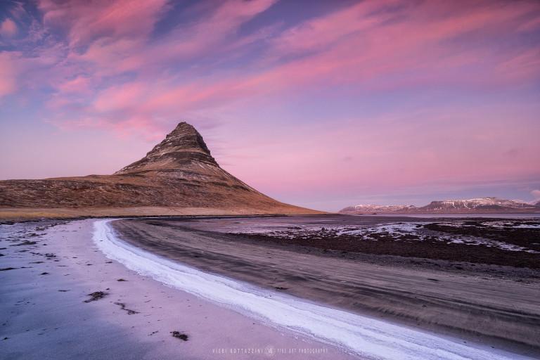Kirkjufell (Iceland, 2017)