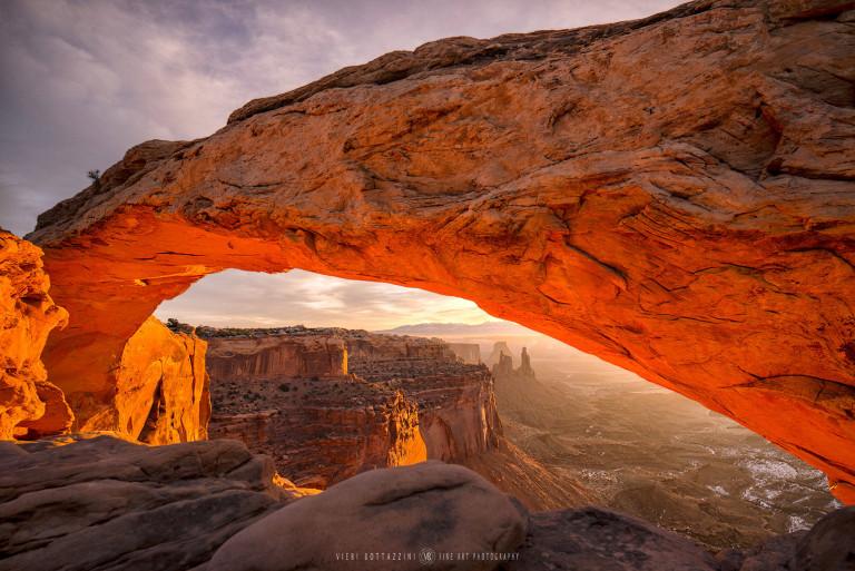 Mesa Arch, Canyonlands (USA, 2016)