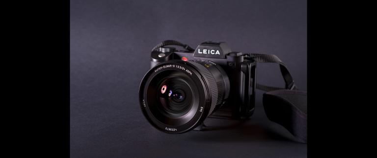 Leica SL with Leica 24mm Super-Elmar-S f/3.5