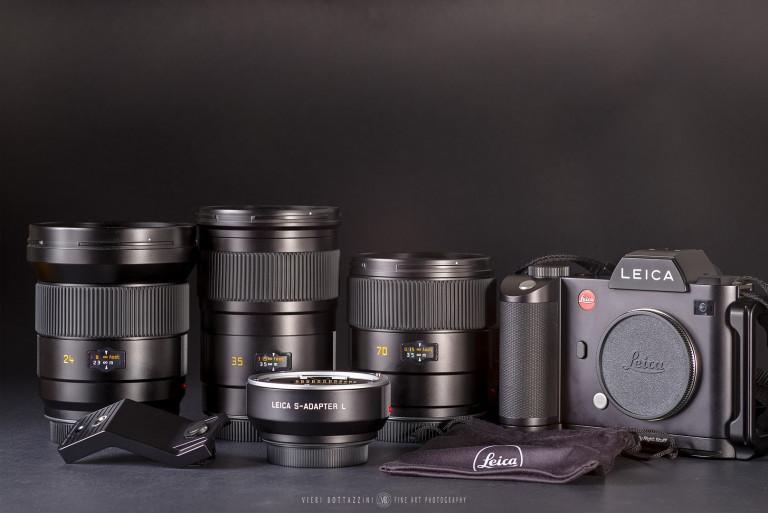 Leica SL and Leica S lenses