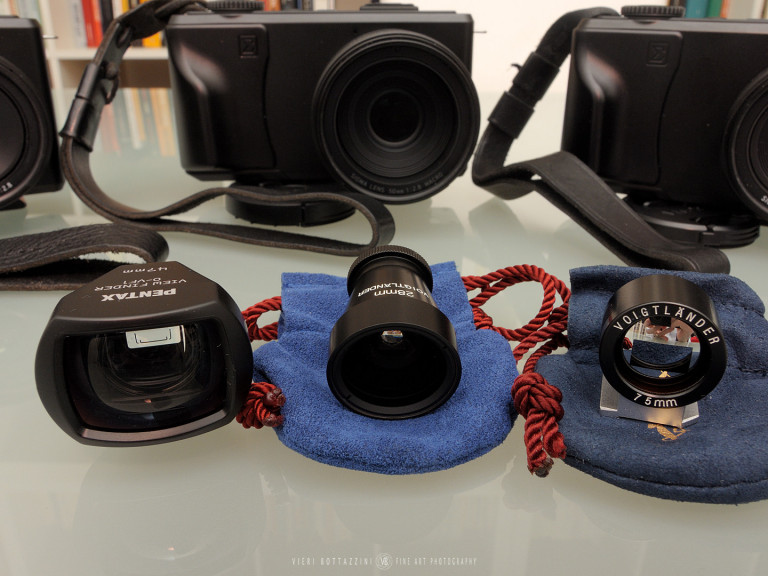 Viewfinders for the Sigma DP Merrill cameras
