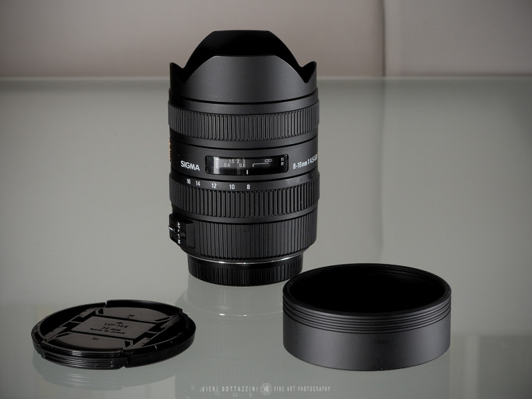 Sigma 8-16mm f/4.5-5.6