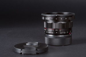 Voigtlander 15mm Super-Wide Heliar after surgery