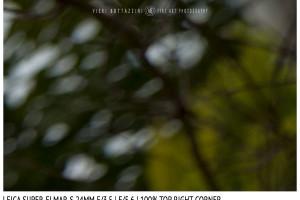 Leica Super-Elmar-S 24mm | Top Right | f/5.6