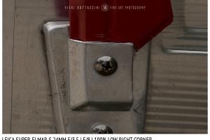 Leica Super-Elmar-S 24mm | Point of focus | f/8