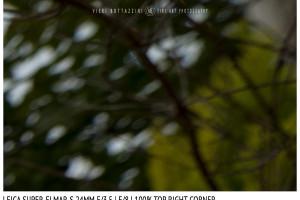 Leica Super-Elmar-S 24mm | Top Right | f/8
