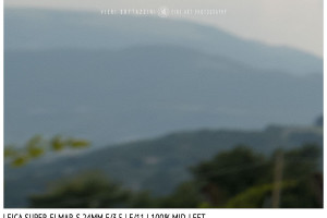 Leica Super-Elmar-S 24mm | Mid Left | f/11