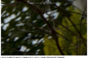 Leica Super-Elmar-S 24mm | Top Right | f/11