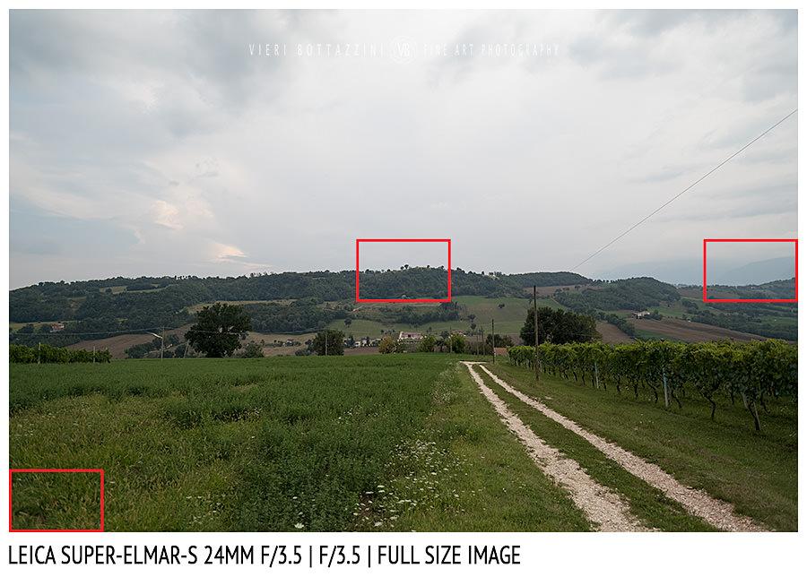 Leica Super-Elmar-S 24mm | Full Image | f/3.5